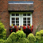 House Windows in Oatlands Park, Surrey 2